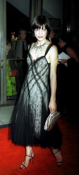多面超模 Milla Jovovich