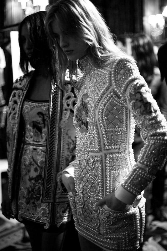 2012巴黎时装周最美瞬间