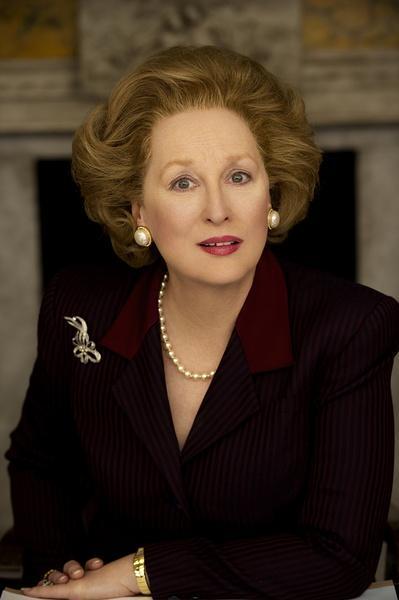 英国铁娘子 撒切尔夫人