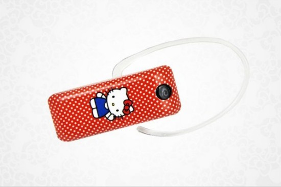 Hello Kitty 新款粉红色系蓝牙耳机