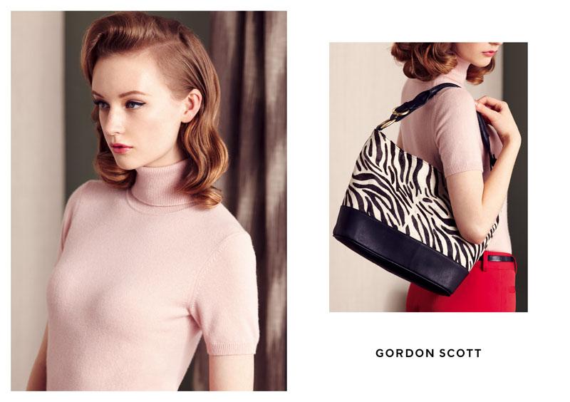 Gordon Scott 2012早春系列广告