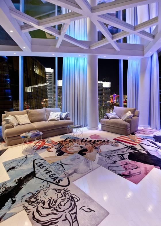 拉斯维加斯室内设计 极尽奢华与变幻