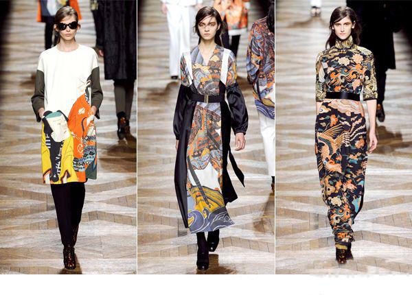 最好的设计 尽在巴黎时装周