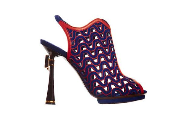 Nicholas Kirkwood 2012秋季女鞋