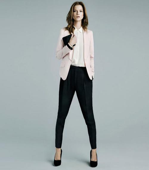 Zara 2011 晚装系列