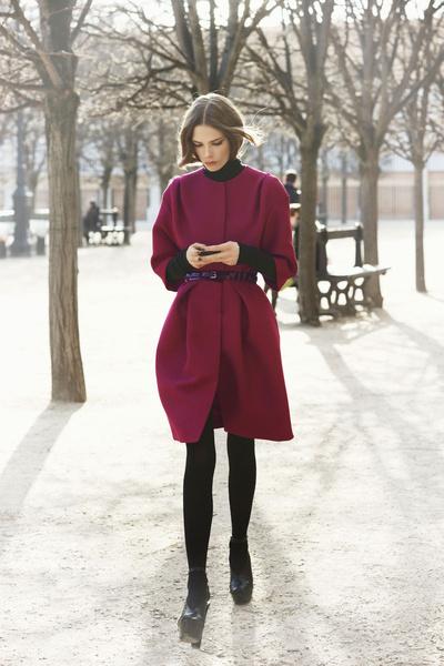 Dior示范 早秋街拍穿什么