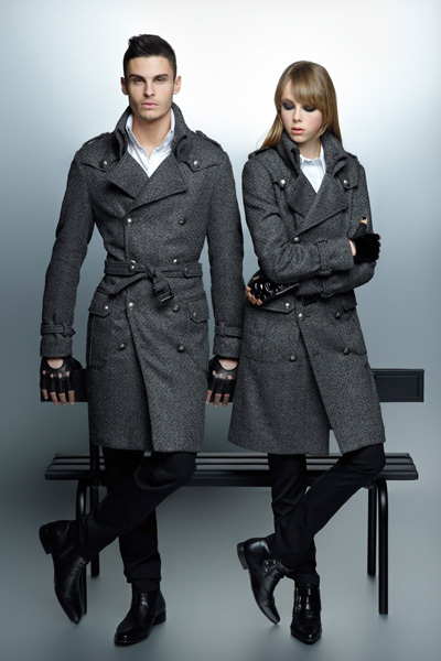 Karl Lagerfeld 2012年秋冬广告