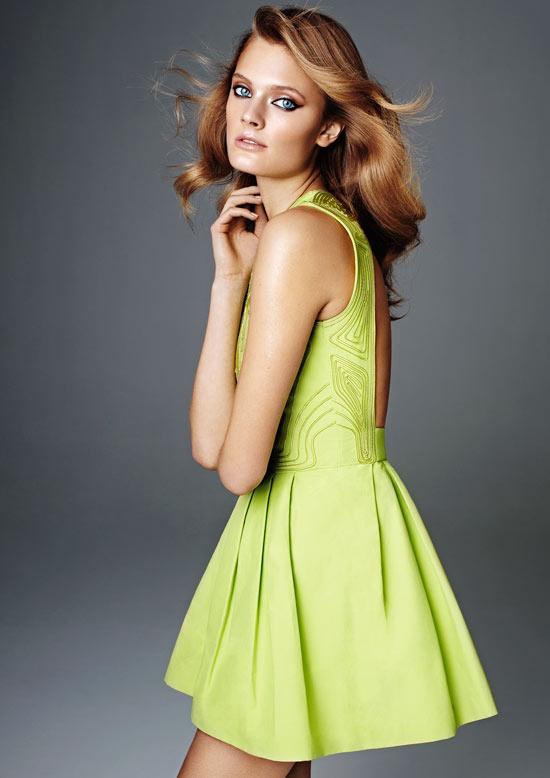 H&M 2012春季造型