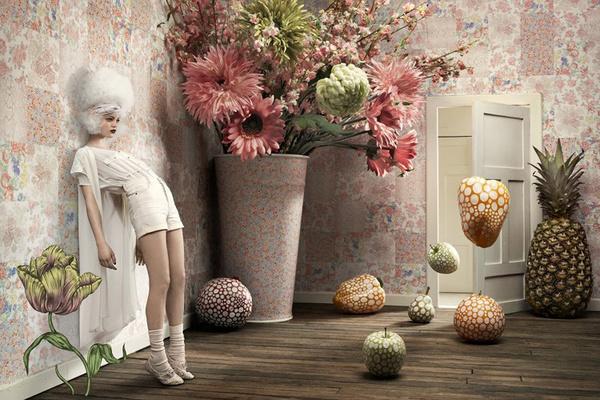 植物系美少女 H&M姐妹牌Monki