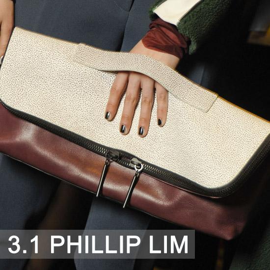 Phillip Lim时装周后台速报 血泪红妆