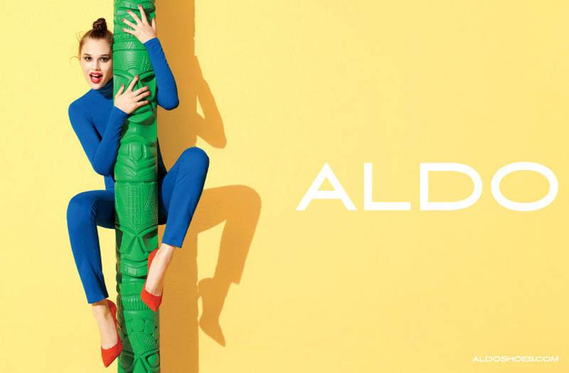 Aldo 2012春季广告大片