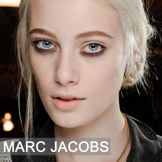 Marc Jacobs 2012秋冬秀场造型
