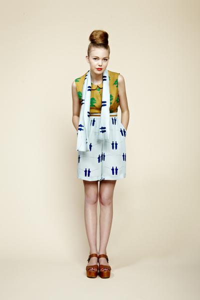 Charlotte Taylor 2012春夏系列