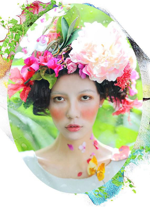 创意无限 最具吸引力的四季妆容