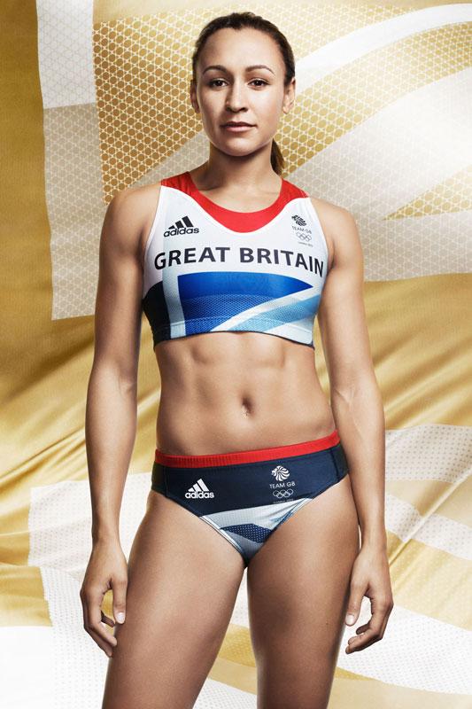 2012伦敦奥运 英国队服