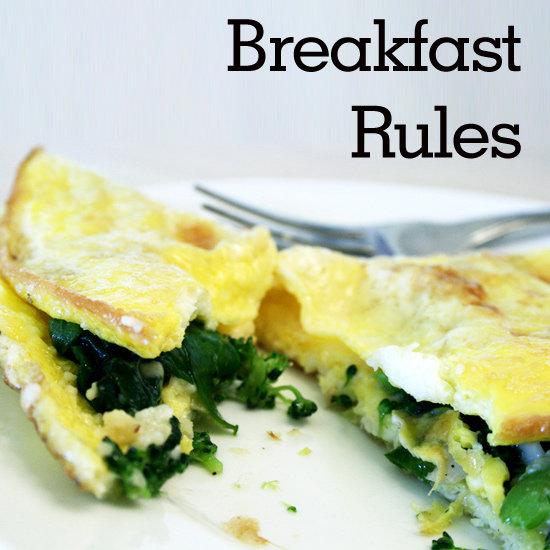 要减肥?吃早餐!