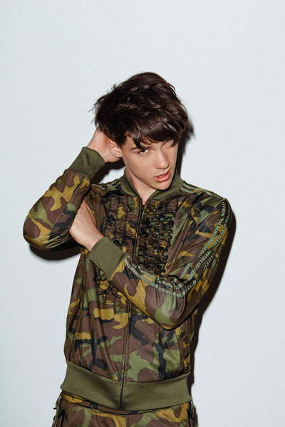 Adidas Originals by Jeremy Scott 2011秋冬男装系列
