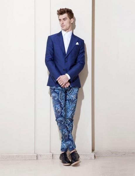 四月色彩 Zara Man 型男Lookbook