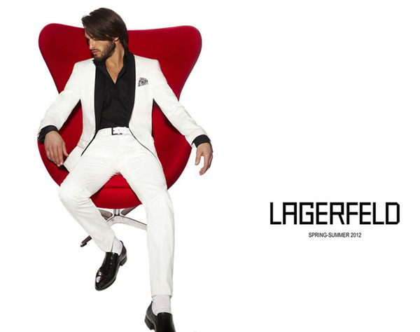 Lagerfeld 2012春夏男装系列