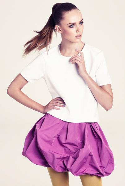 H&M 2011冬季女装系列