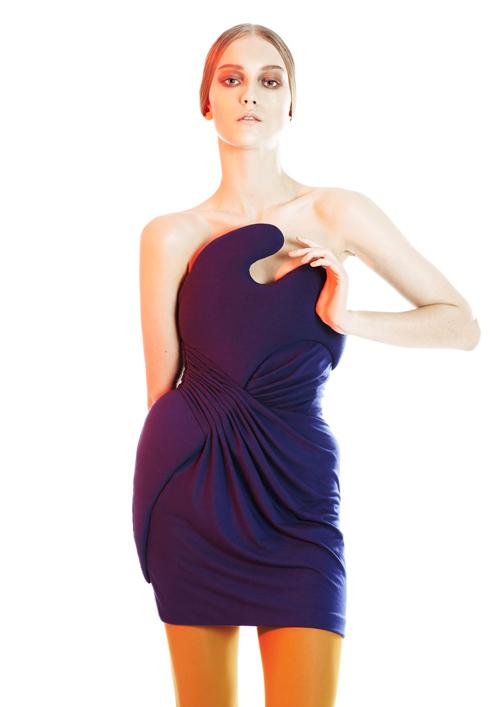 Sylvio Giardina 2012秋冬女装系列