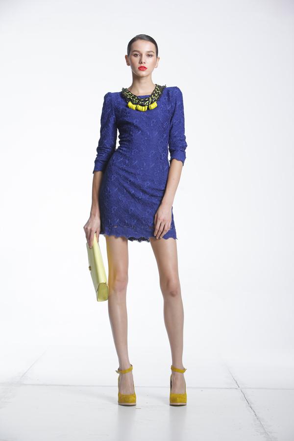 Ochirly 2012新款早春女装系列