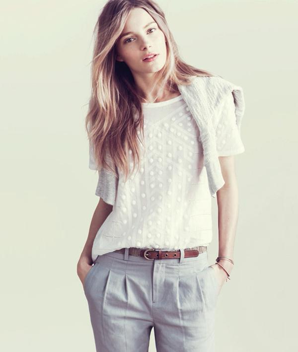 Madewell 2012春季女装系列大片