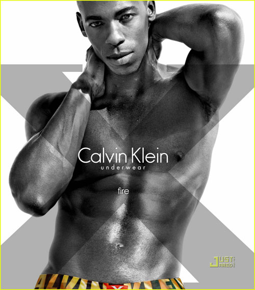 Calvin Klein Underwear 2012春季全球宣传广告出炉