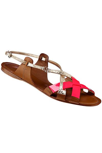 Dior 2012春夏系列鞋履