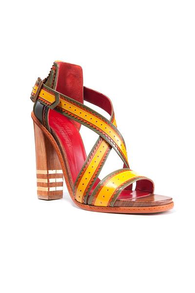 Tommy Hilfiger 2012春季鞋履