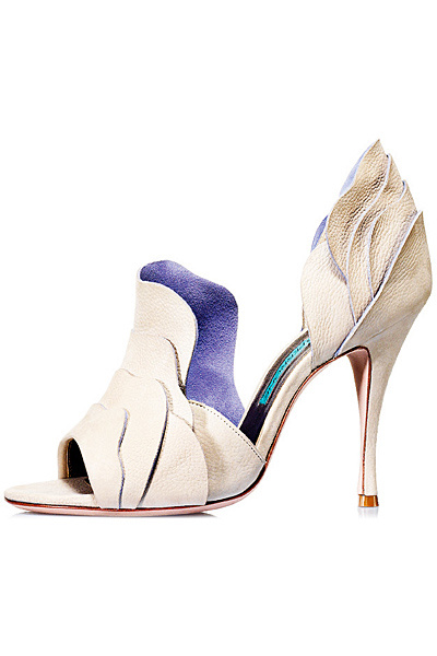 Gaetano Perrone 2012春夏系列鞋履