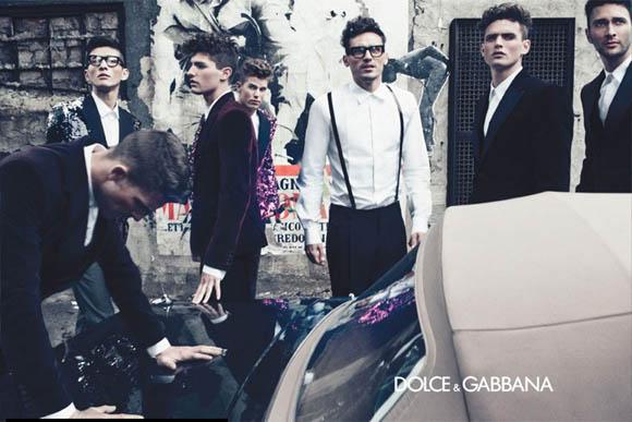 Dolce & Gabbana 2011秋季广告大片