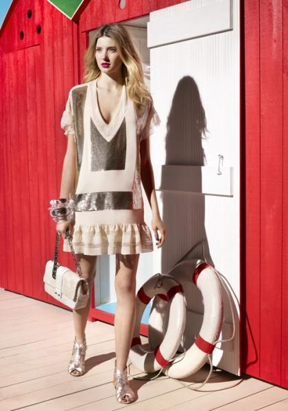 迪奥Dior 2012早春系列