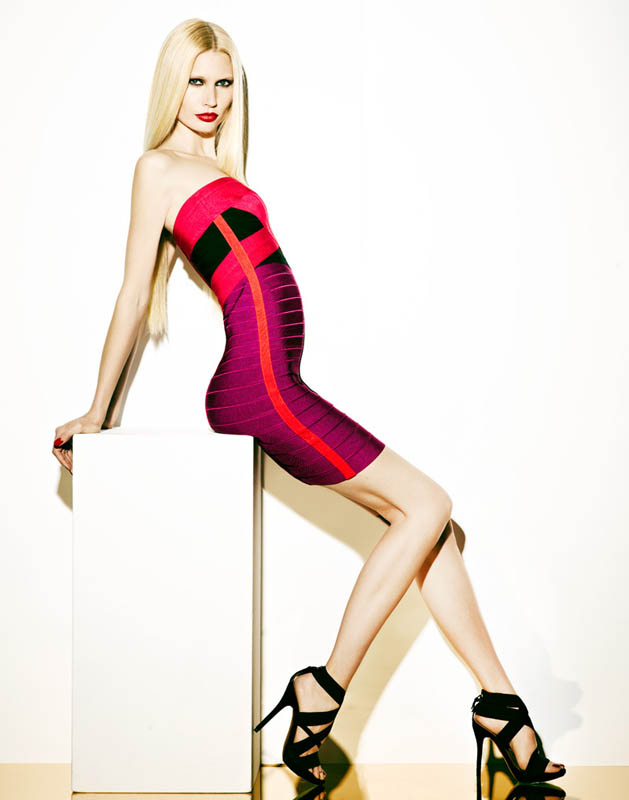 La Maison Simons 2012春季广告大片