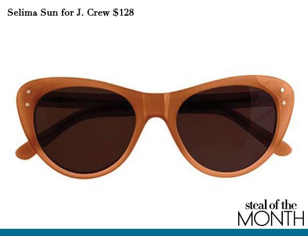 夏日必备的10 款太阳镜
