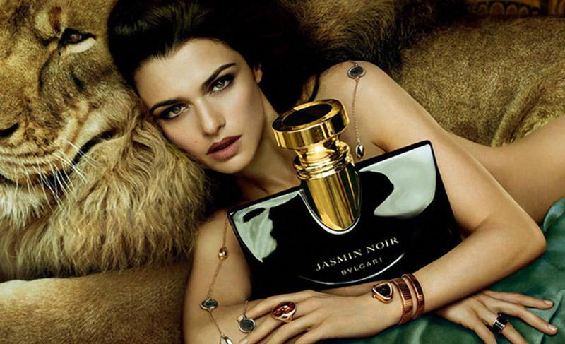 10款经典迷人香水广告