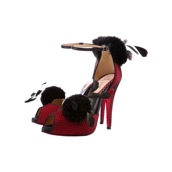 2012初春限量版红底鞋华丽登场