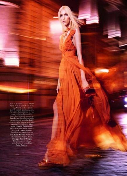 法国版Vogue五月大片欣赏