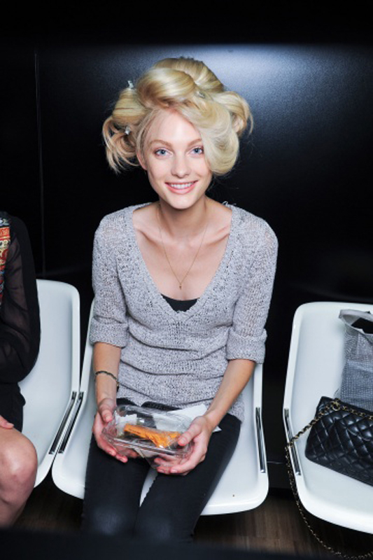 D&G 2012春夏高级成衣后台花絮