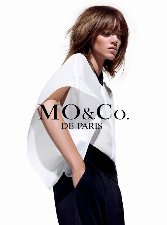 MO & Co  2012春夏女装大片