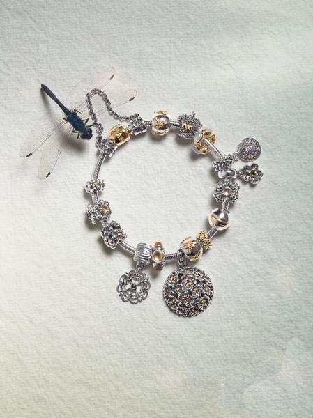 繁花盛开 PANDORA 2012春夏系列珠宝