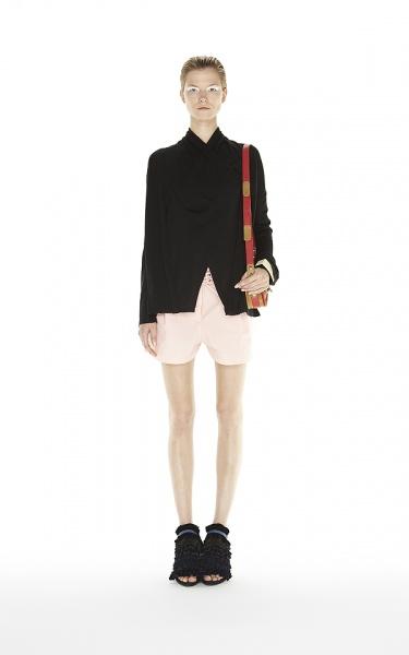 Balenciaga 2011春夏针织系列