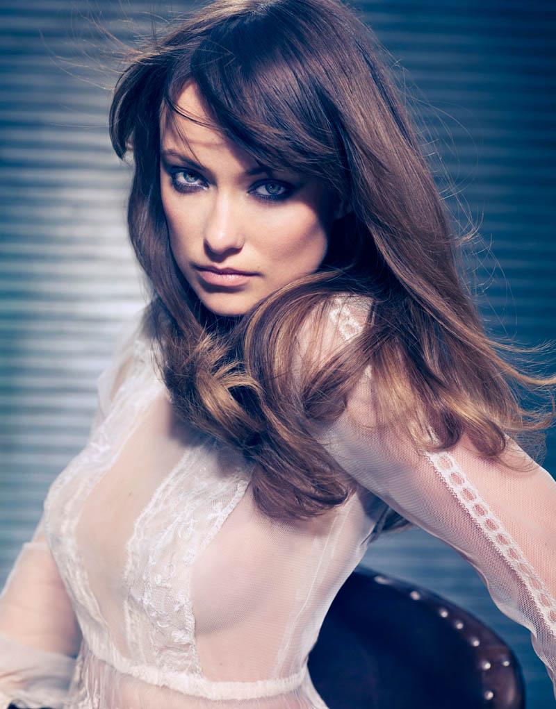 奥利维亚·维尔德《Modern Luxury》2012年2月号