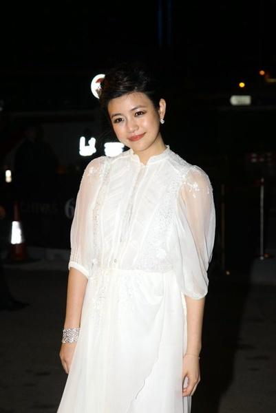 亚洲电影大奖 众明星红毯造型