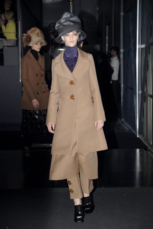 Louis Vuitton 2012秋冬高级成衣后台花絮