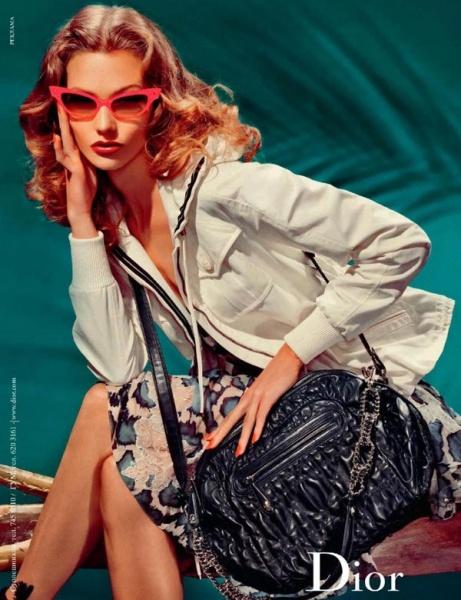 Dior 2011春夏广告大片