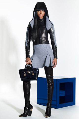 2012范思哲女装早秋新品系列 奢华时尚