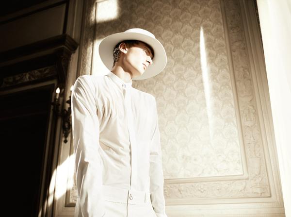 Dior Homme 2012春夏男装大片