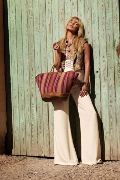 Longchamp 2011春夏广告大片