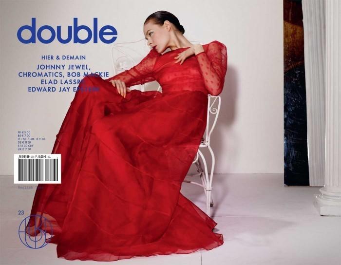 《Double》杂志大片 高街时髦装扮